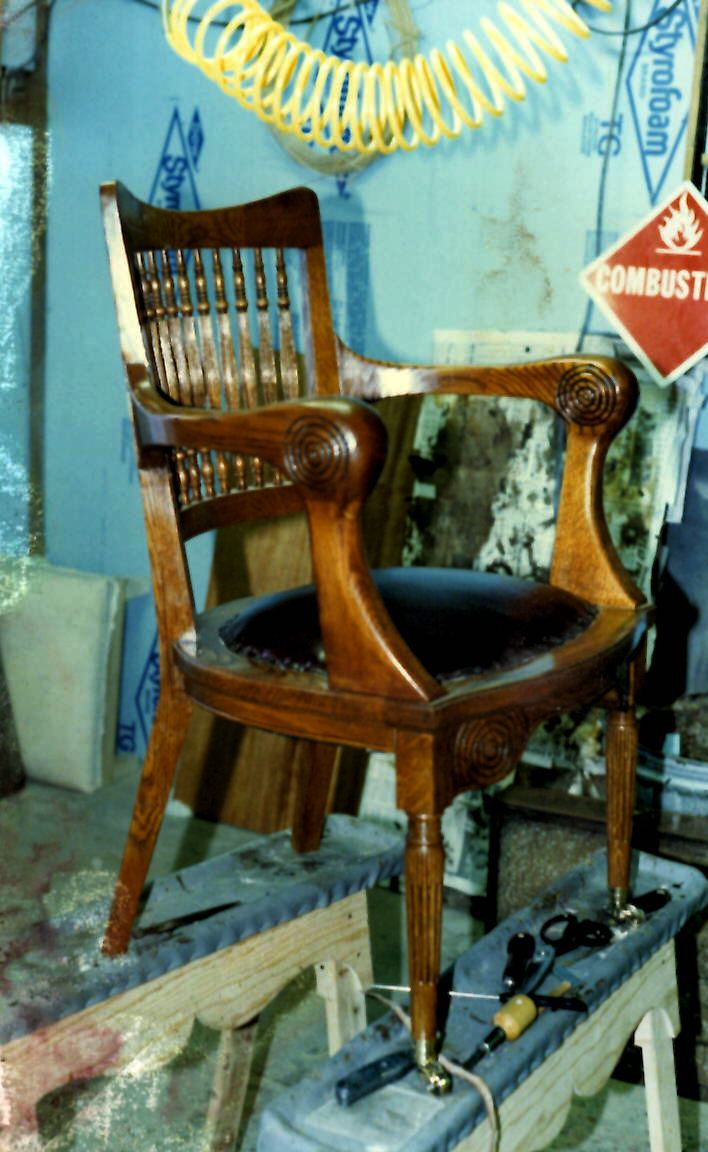 Historic Arm Chair Reproductions