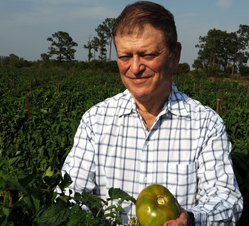 Chuck Weisinger of Weis-Buy Farms Inc.