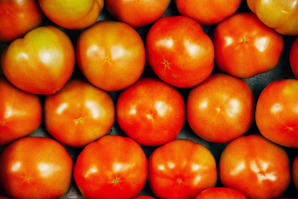 Tomatoes of great color and texture give you better flavor and added health benefits.