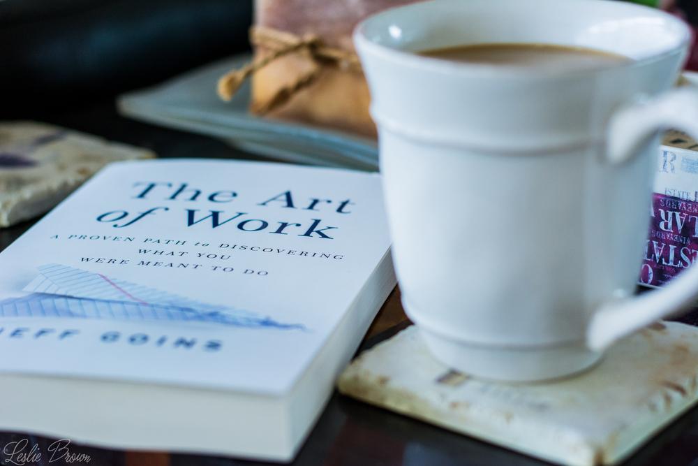 The Art of Work - Leslie Brown