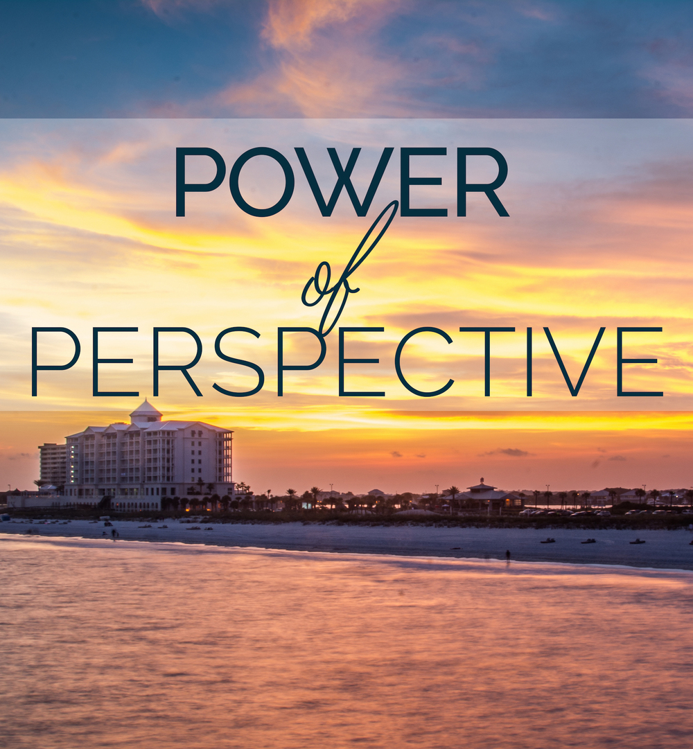 Power of Perspective - Leslie Brown