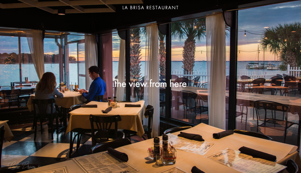 LA BRISA WATERFRONT CAFE