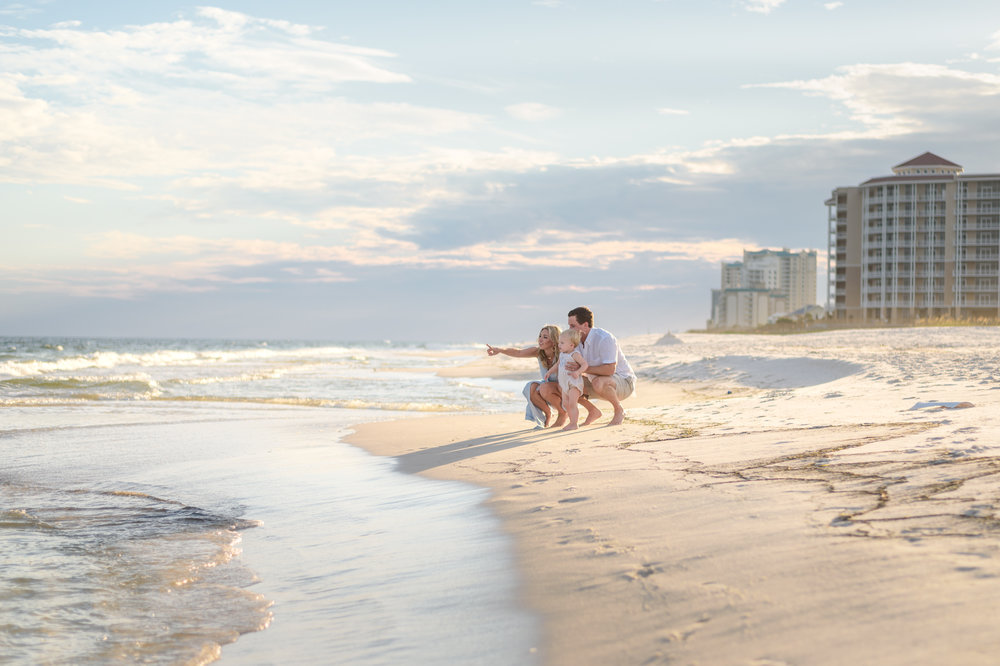 Perdido Key - Johnson Beach - Family Photographer