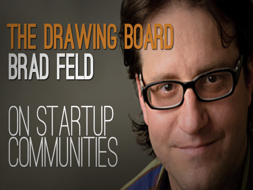 Brad Feld The Drawing Board