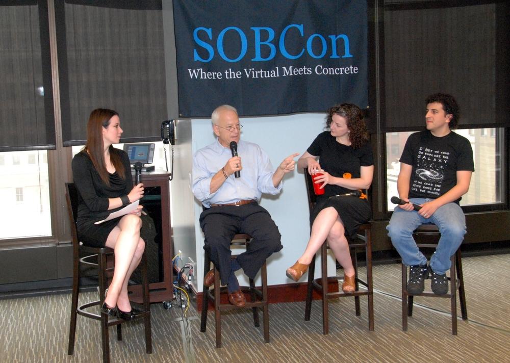 SOBCon - Chicago panel Carol Angel Laura
