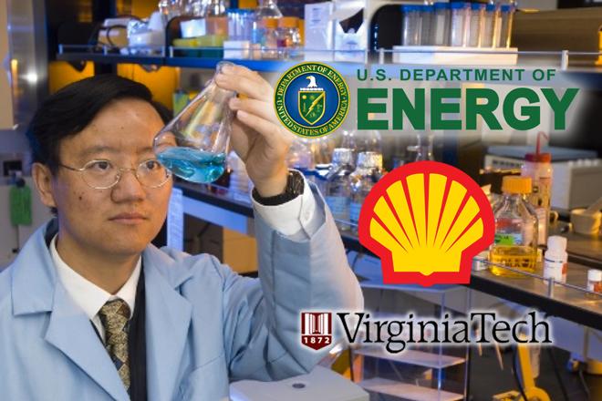 Hydrogen Fuel Revolutionary
