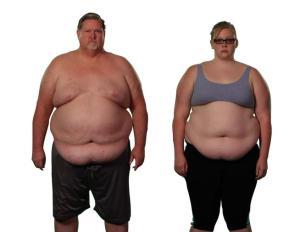 Jeff & Julianna Macht Colorado Extreme Weight Loss Participants Photo Credit - Denver Post