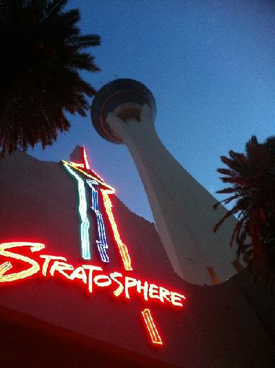 smaller stratosphere