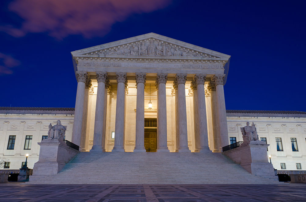 The Supreme Court strikes a blow against the patent trolls.