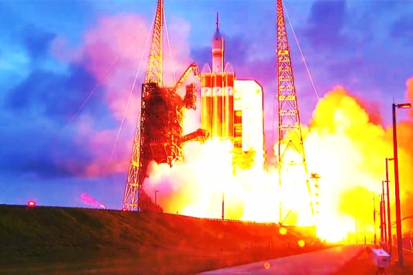 Orion_launch