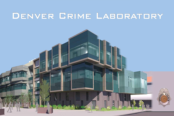 Denver Crime lab pic