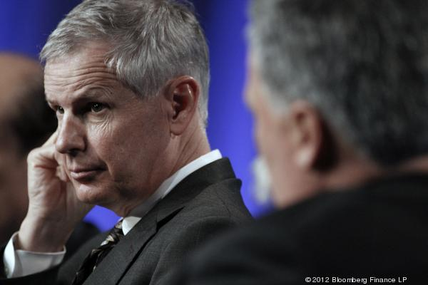 Charlie Ergen, chairman of Dish, will again serve as president and CEO. Jonathan Alcorn | Bloomberg