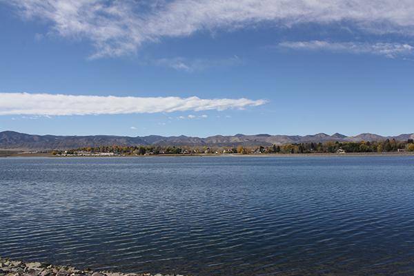 Reuter Hess Reservoir