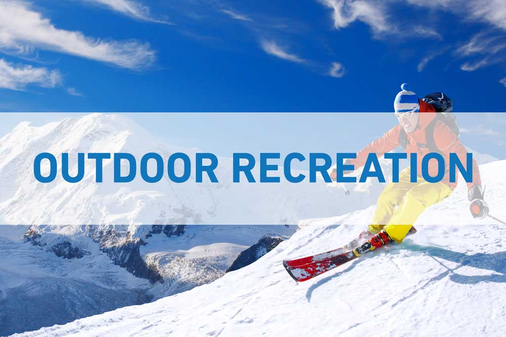 TOURISM & OUTDOOR RECREATION