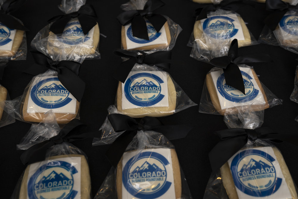 Colorado Business Roundtable Cookies