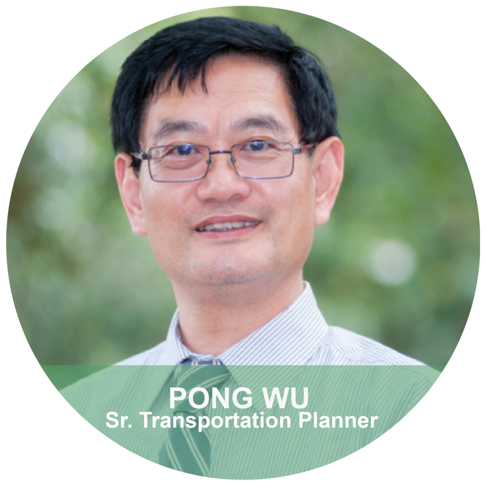 Focus Areas:Team Leader for Transportation Modeling and Data,Crash Data Analysis/InfrastructureEmphasis Area, GIS Team, Air Quality,TDM Transportation/Traffic Studies, Traffic Counting, MTP Contact Info:Extension - 201pwu@crpcla.org  -
