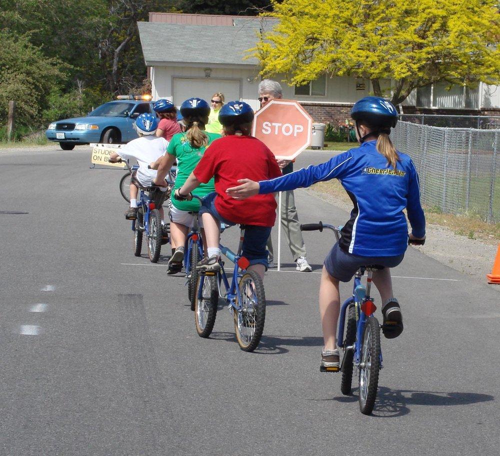 Bike & Pedestrian Safety