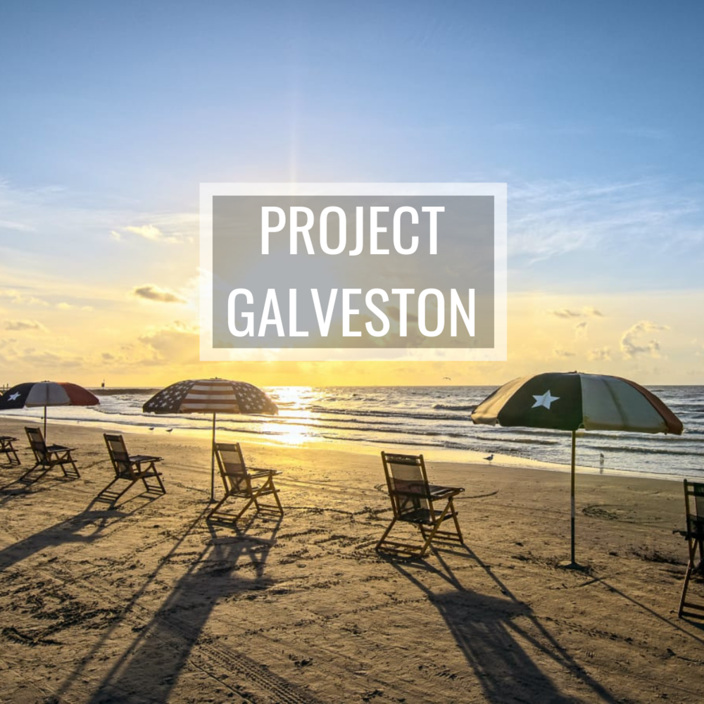 Project Galveston is our largest and most strategic development activity. Over a period of nine weeks, participants engage together as a community, blending leadership training and development as they serve the city.