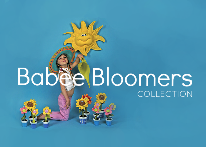 Babee Bloomers Collection by Funny Friends