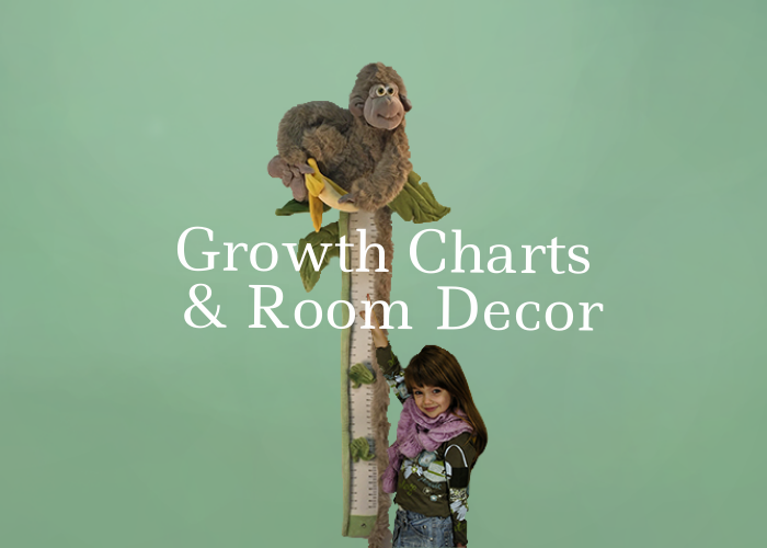 Growth Charts by Funny Friends