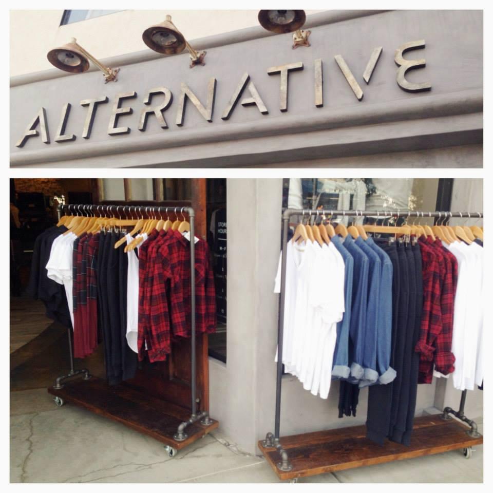 Retail Garment Racks