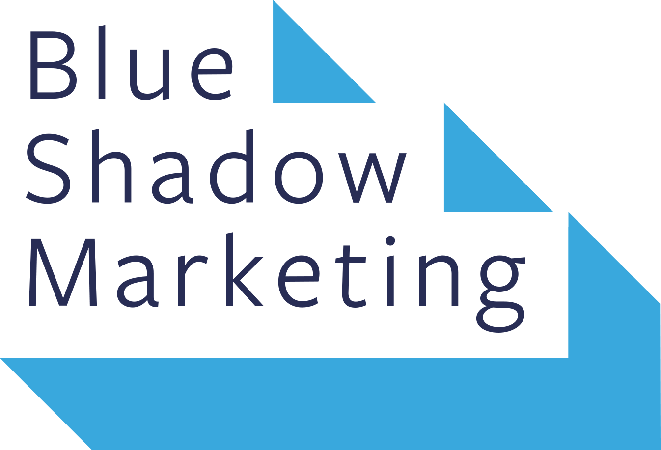 data protection policy template blue shadow marketing