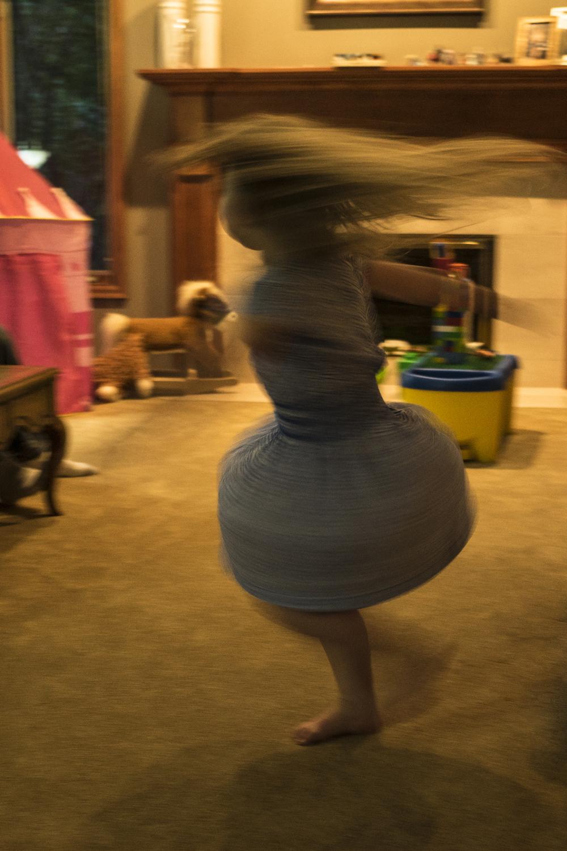 Let's Twirl