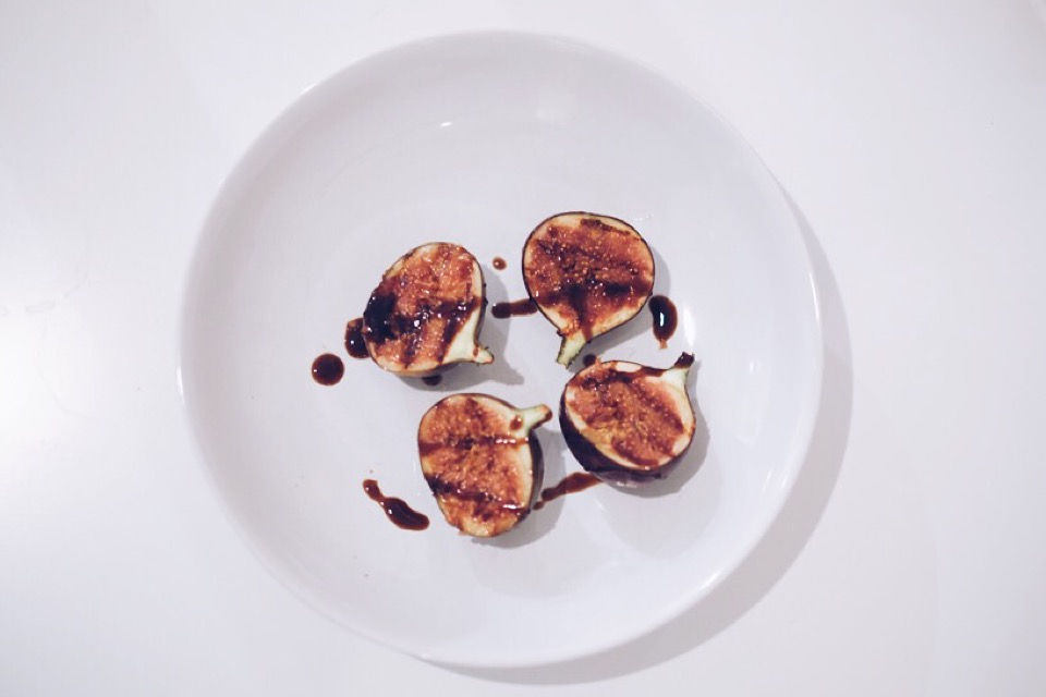 Quick Starter: Grilled Figs