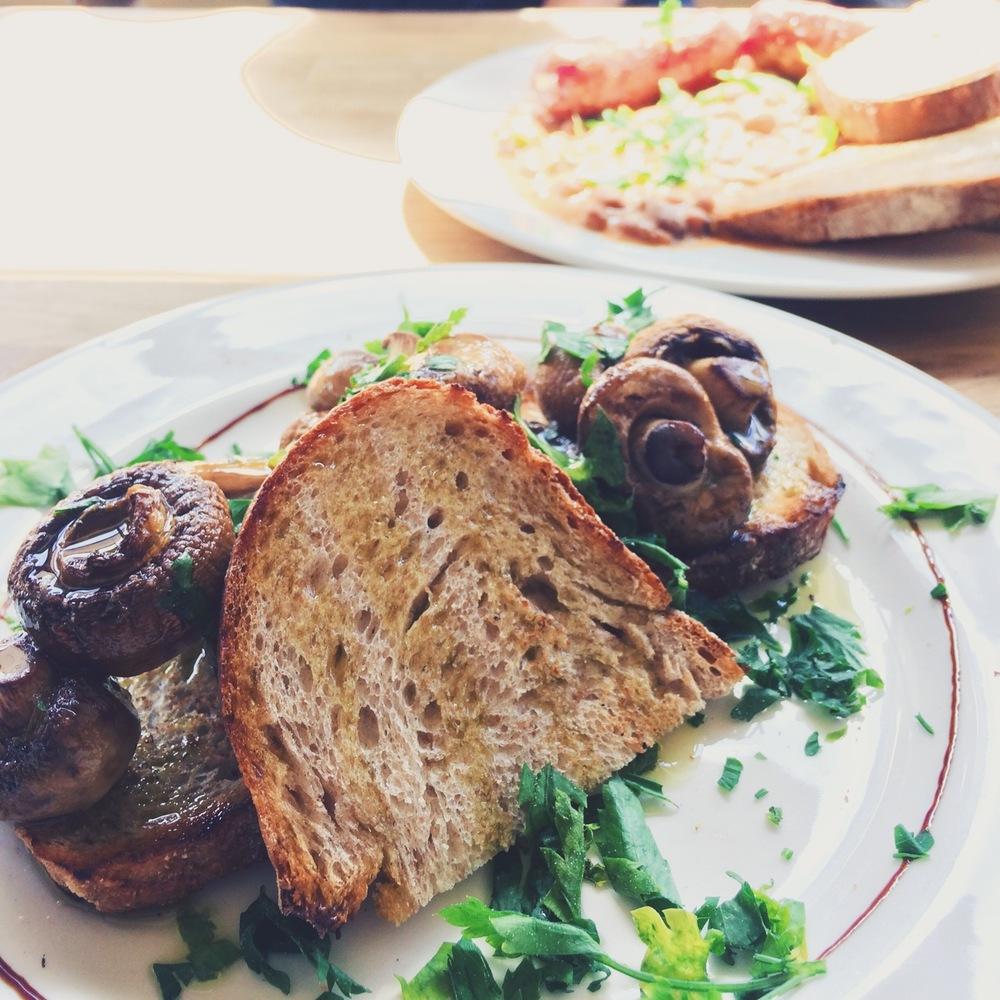 Breakfast Club - Exeter Street Bakery