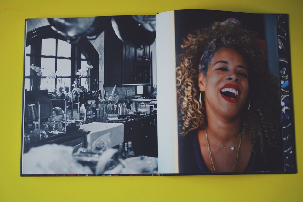 books to cook : my life on a plate Kelis