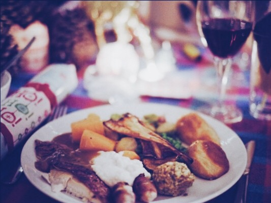 How to make Christmas lunch, roast turkey, roast potatoes and gravy