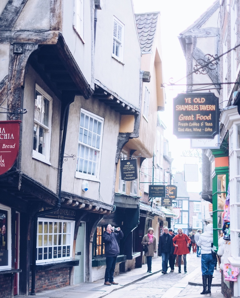 Mama Friendly Getaways: York