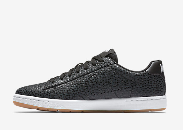 Nike Tennis ultra prem black £85 What can I say? Again it's the combo of the gum sole and the smart black leather upper. I'm not usually a tennis shoe gal but for these I'd turn CLICK TO BUY