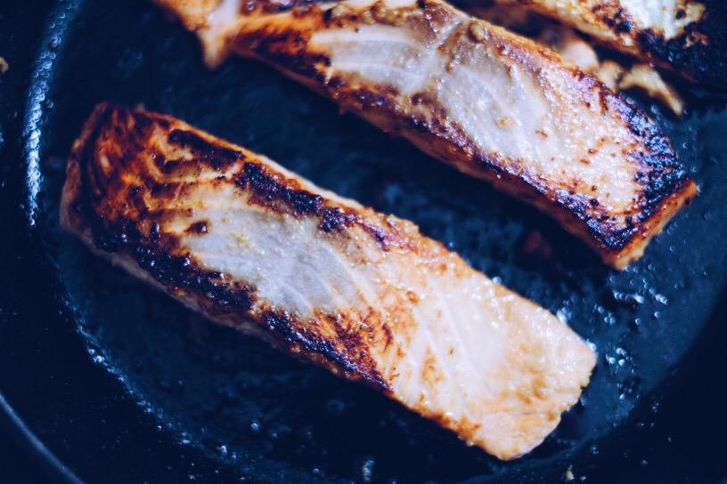 Miso Salmon | millycundall.com