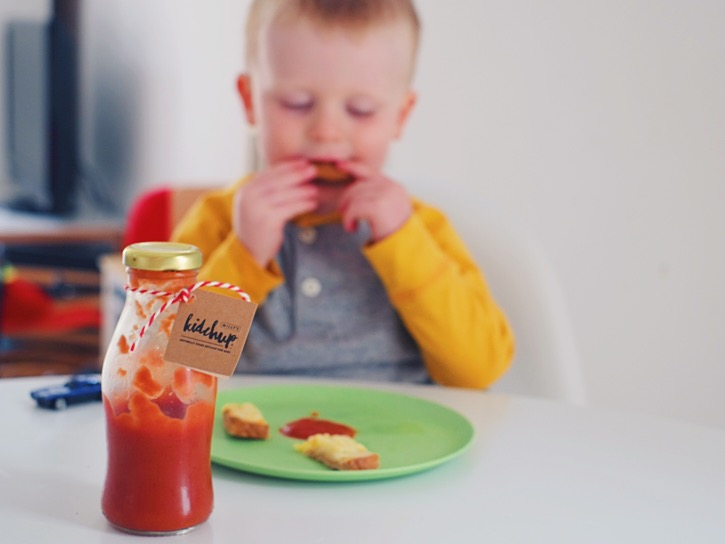 Milly's Kidchup | millycundall.com