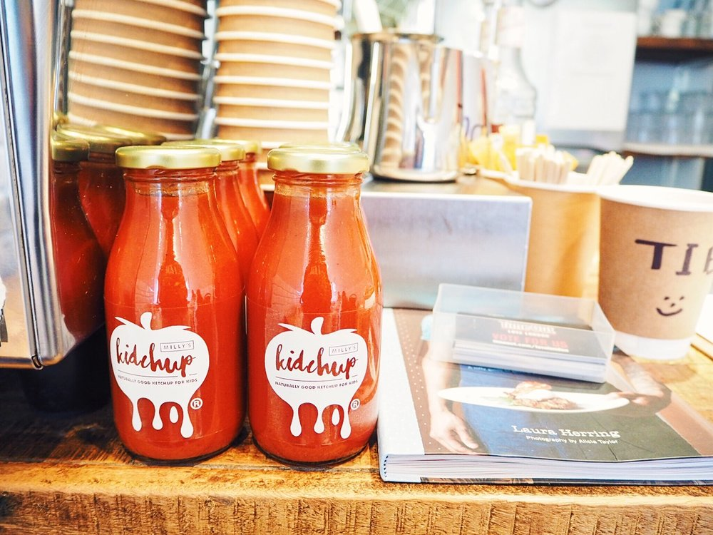 Kidchup Stocked at Frank's Canteen | millycundall.com
