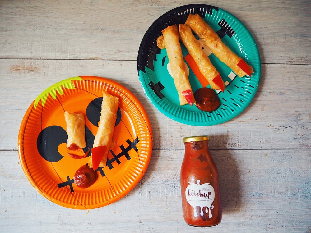 edible halloween witches fingers | millycundall.com