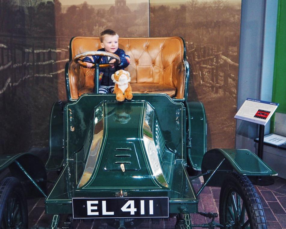 Toddler Friendly Getaways : Tapnell Farm