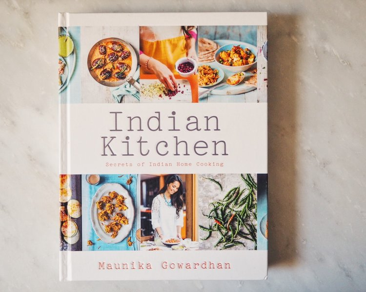 Books to cook indian kitchen by maunika gowardhan milly cundall indian kitchen by maunika gowardhan millycundall forumfinder Gallery