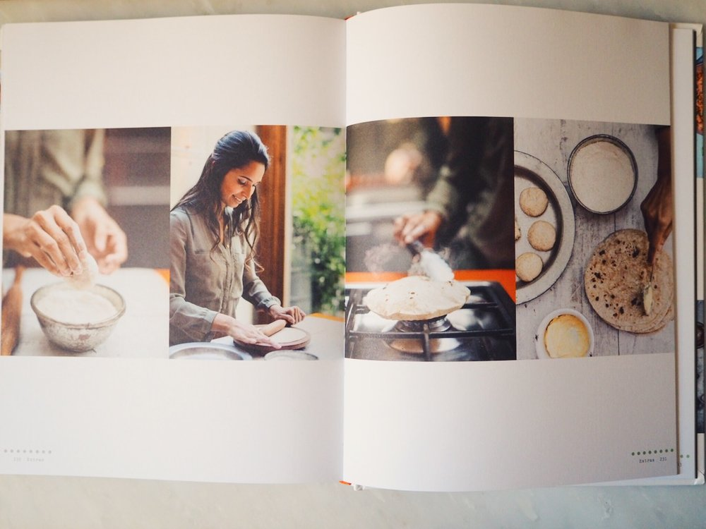 Indian Kitchen by Maunika Gowardhan | millycundall.com