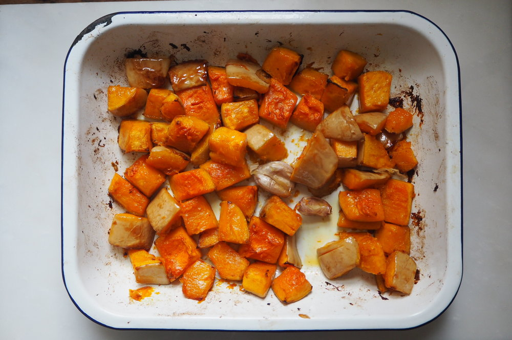 millycundall.com/oven-baked butternut squash risotto