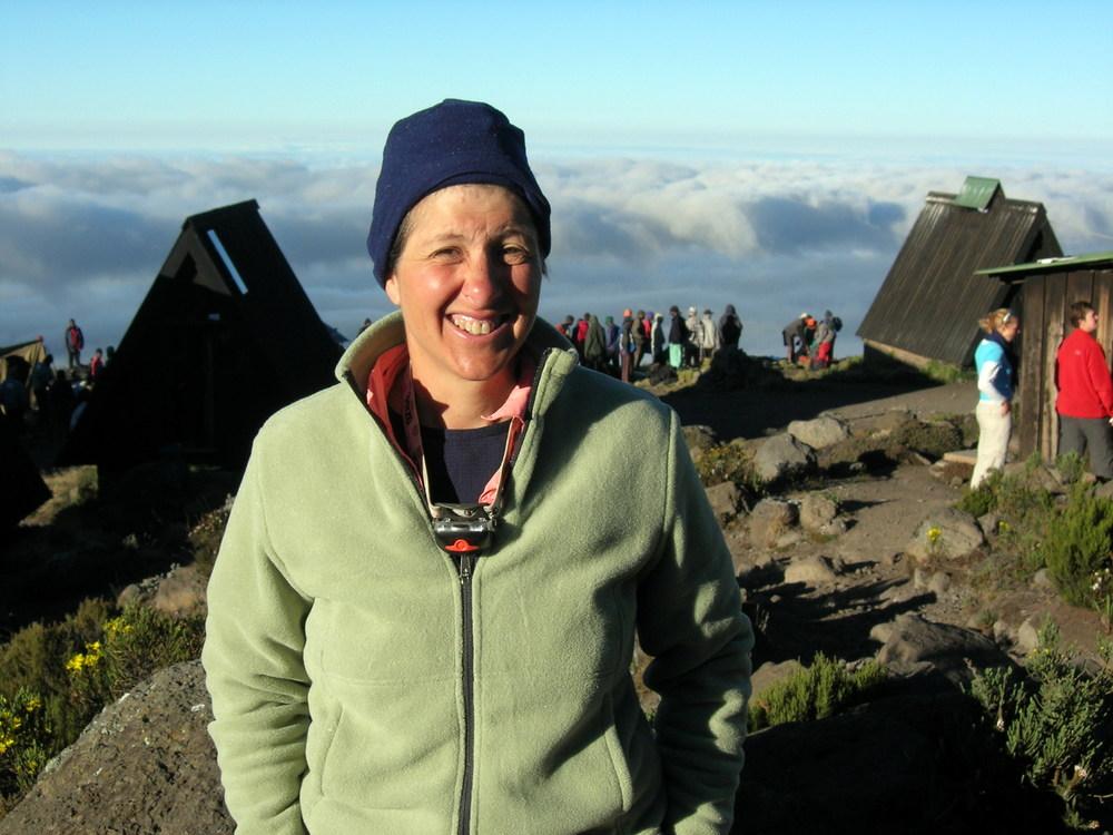 Mt Kilimanjaro, 2006