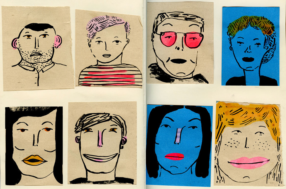 sketchbook faces1