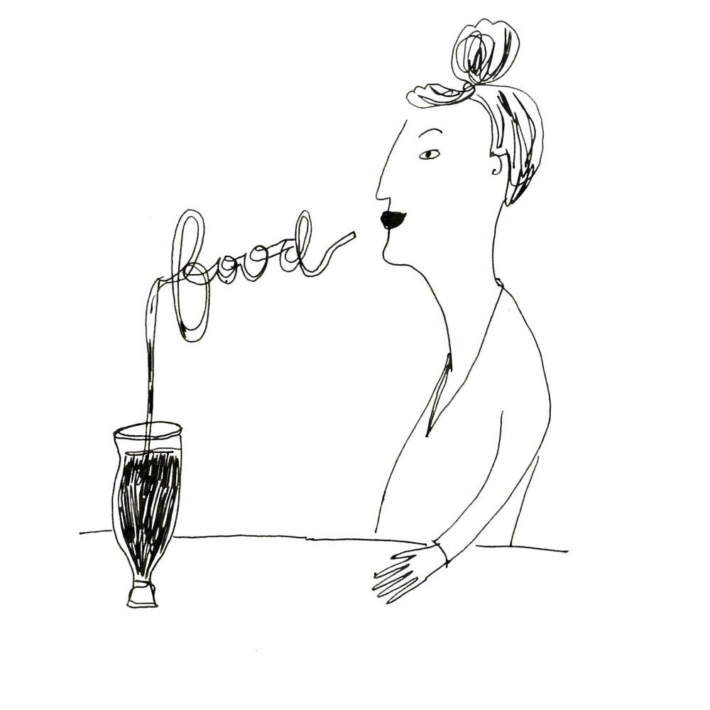 Taste Talks illustration