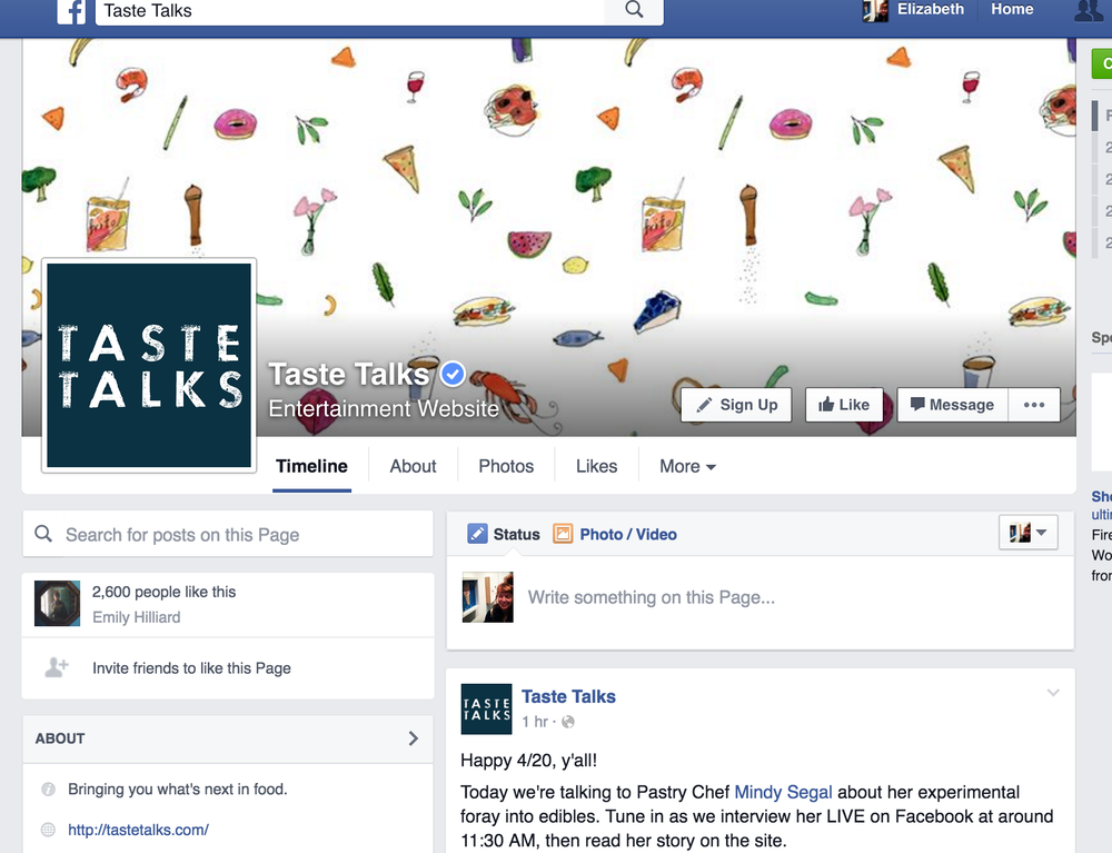 taste talks site