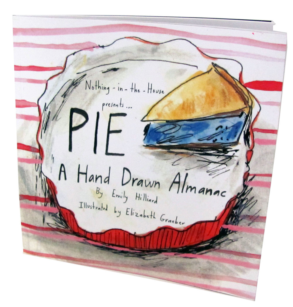 PIE a hand drawn almanac