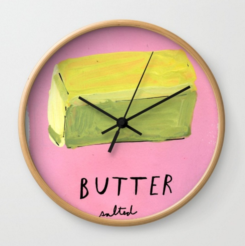 butter time