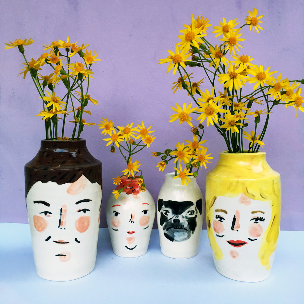 Elizabeth Graeber ceramics