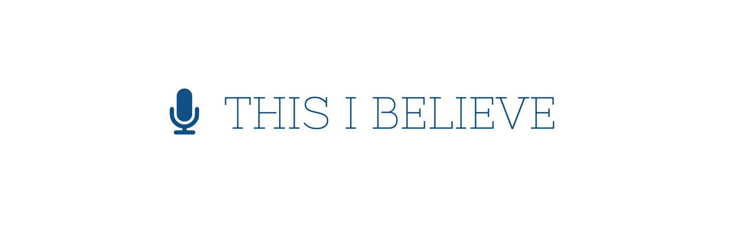 this i believe essays guidelines We invite you to contribute to this project by writing and submitting your own statement of personal belief we understand how challenging this is—it requires such.