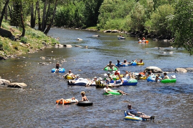 Poudre River Activities Block One